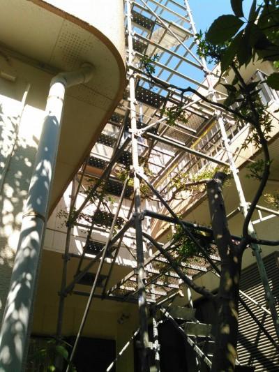 2015-10-13千葉市中央区 S様邸 昇降階段