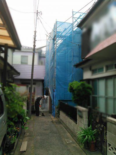 《東京都板橋区 F様邸》